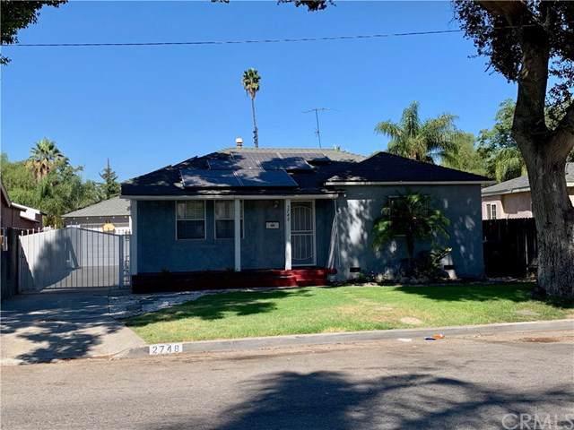 2748 N H Street, San Bernardino, CA 92405 (#301612388) :: Coldwell Banker Residential Brokerage