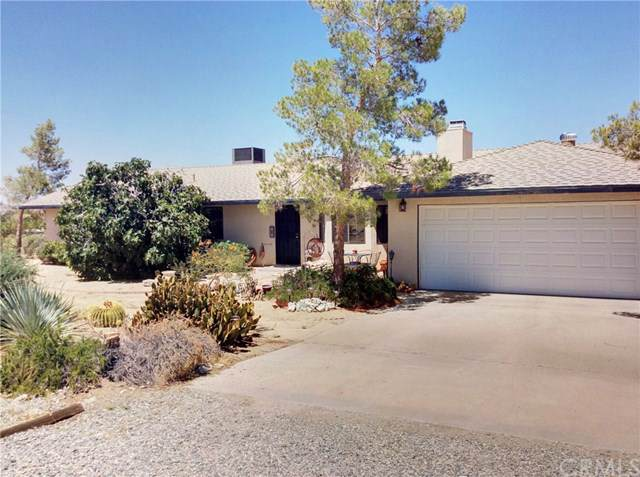 69250 Cottonwood Drive, 29 Palms, CA 92277 (#301612502) :: Ascent Real Estate, Inc.