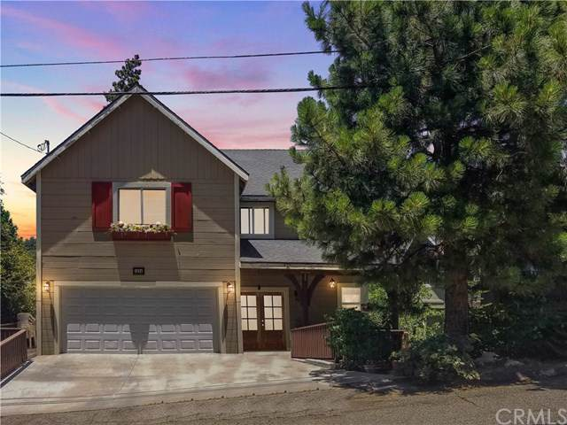 1234 St Anton Drive, Lake Arrowhead, CA 92352 (#301612514) :: Coldwell Banker Residential Brokerage