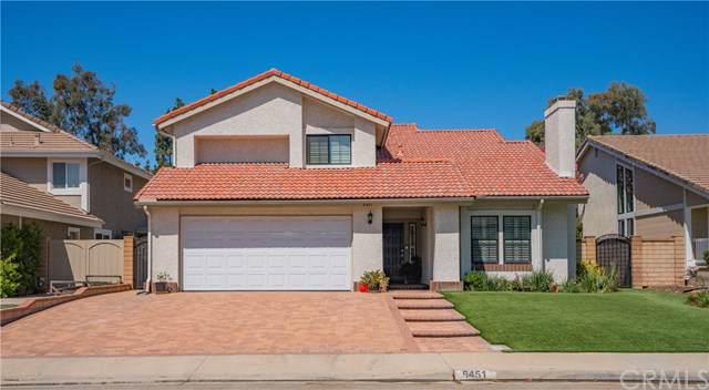 5451 Los Robles, La Verne, CA 91750 (#301612673) :: Coldwell Banker Residential Brokerage