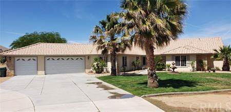 10252 Bella Vista Street, Apple Valley, CA 92308 (#301612728) :: Coldwell Banker Residential Brokerage