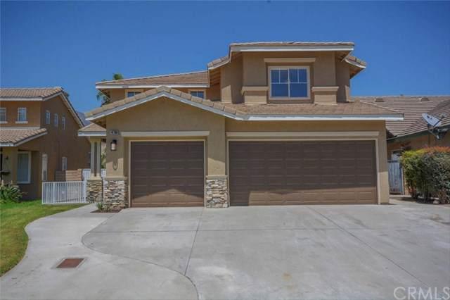14788 Saddlepeak Drive, Fontana, CA 92336 (#301612771) :: Coldwell Banker Residential Brokerage
