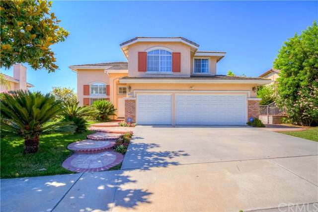 15055 Avenida Compadres, Chino Hills, CA 91709 (#301612783) :: Whissel Realty