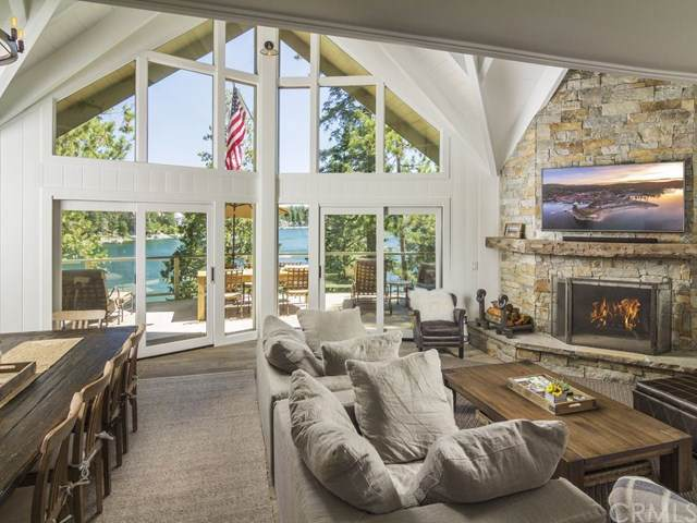 169 Rocky Point Road, Lake Arrowhead, CA 92352 (#301612890) :: Coldwell Banker Residential Brokerage