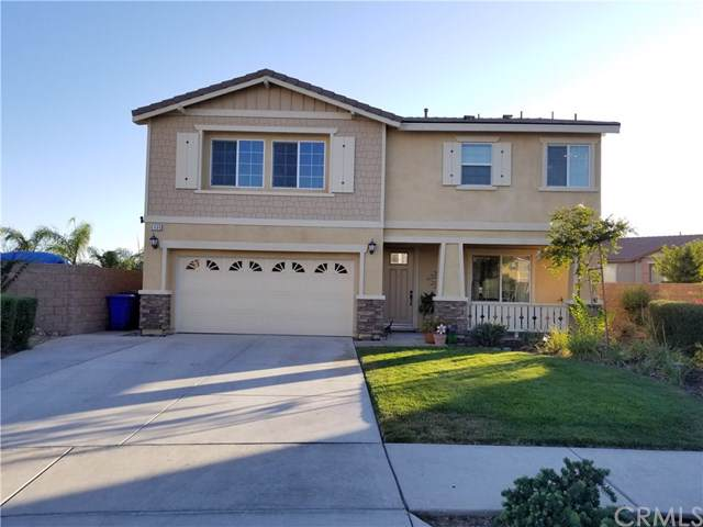 6986 Madison Way, Fontana, CA 92336 (#301612942) :: Coldwell Banker Residential Brokerage