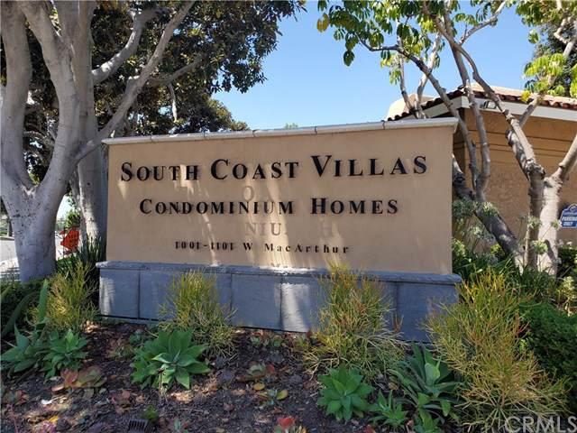 1001 W Macarthur Boulevard #46, Santa Ana, CA 92707 (#301612970) :: Coldwell Banker Residential Brokerage