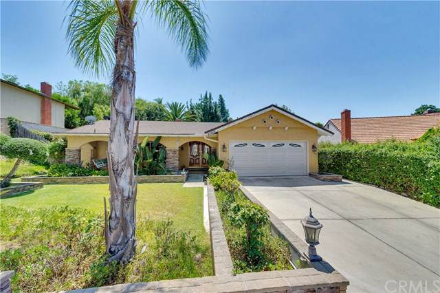 23916 Sapphire Canyon Road, Diamond Bar, CA 91765 (#301613087) :: Whissel Realty