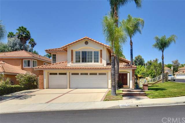 13562 Via San Remo, Chino Hills, CA 91709 (#301613182) :: Whissel Realty