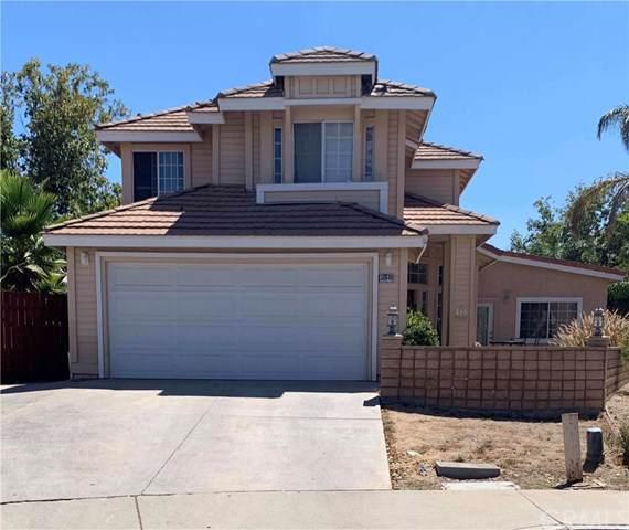 30646 Lake Pointe Drive, Menifee, CA 92584 (#301613203) :: Coldwell Banker Residential Brokerage