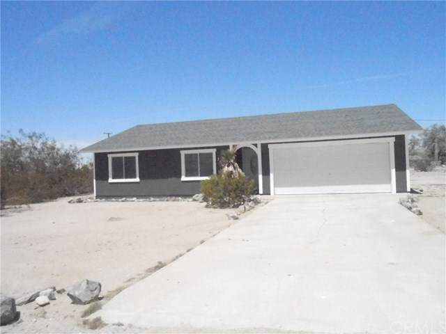 74600 Old Dale Road, 29 Palms, CA 92277 (#301613298) :: Ascent Real Estate, Inc.
