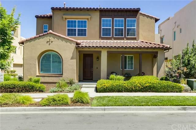 119 Newington, Irvine, CA 92618 (#301613334) :: Whissel Realty