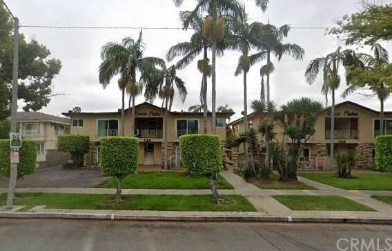 1122 W Huntington Drive #7, Arcadia, CA 91007 (#301613367) :: Coldwell Banker Residential Brokerage