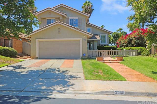 3286 Fern Hollow Drive, Corona, CA 92881 (#301613438) :: The Yarbrough Group