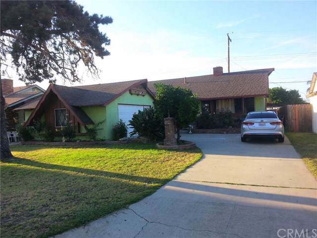 10057 Faywood Street, Bellflower, CA 90706 (#301613509) :: Coldwell Banker Residential Brokerage