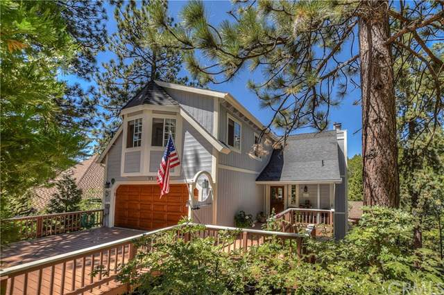 884 Grass Valley Road, Lake Arrowhead, CA 92352 (#301613685) :: Coldwell Banker Residential Brokerage