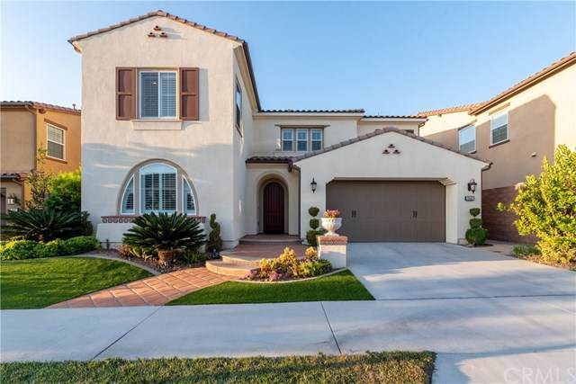 2543 E Temblor Ranch Drive, Brea, CA 92821 (#301613693) :: Whissel Realty