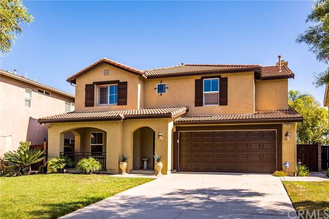 11002 Evergreen, Corona, CA 92883 (#301613859) :: Coldwell Banker Residential Brokerage