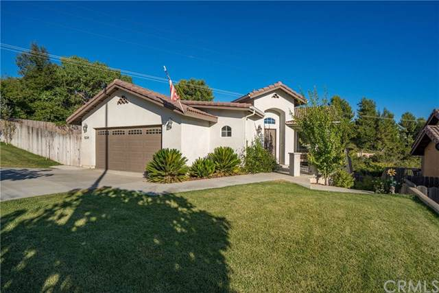 1534 Via Briza Court, Paso Robles, CA 93446 (#301613873) :: Coldwell Banker Residential Brokerage