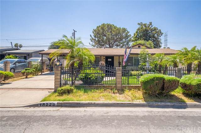 18220 E Payson Street, Azusa, CA 91702 (#301613937) :: Coldwell Banker Residential Brokerage