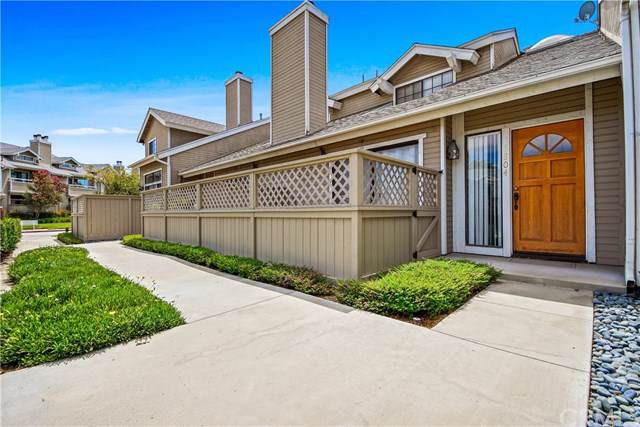 1804 W Falmouth Avenue #21, Anaheim, CA 92801 (#301614019) :: Coldwell Banker Residential Brokerage