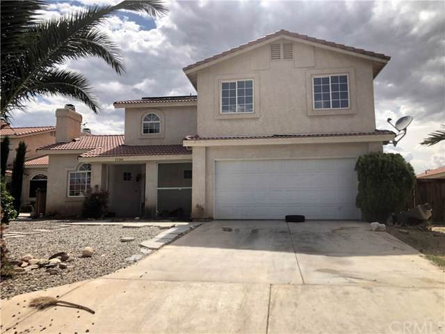 15344 Fremont Drive, Adelanto, CA 92301 (#301614134) :: Pugh | Tomasi & Associates
