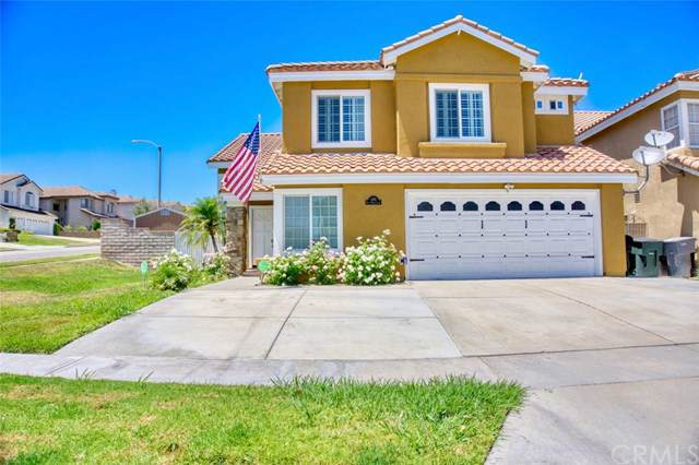 1180 Via Viento Lane, Corona, CA 92882 (#301614164) :: Whissel Realty