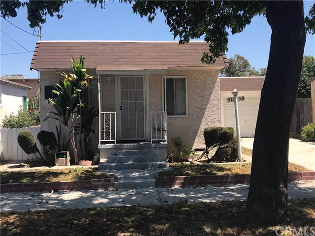 5158 Linden Avenue, Long Beach, CA 90805 (#301614199) :: Coldwell Banker Residential Brokerage