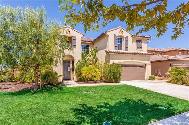 7506 Sanctuary Drive, Corona, CA 92883 (#301614313) :: Coldwell Banker Residential Brokerage