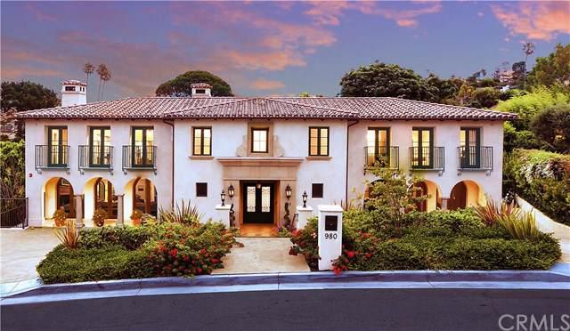 980 Via Rincon, Palos Verdes Estates, CA 90274 (#301614365) :: Coldwell Banker Residential Brokerage