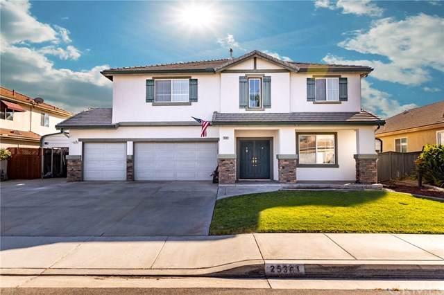 25361 Robinson Creek Lane, Menifee, CA 92584 (#301614592) :: Coldwell Banker Residential Brokerage