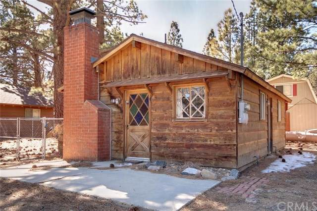 945 F Lane, Big Bear, CA 92314 (#301614800) :: Coldwell Banker Residential Brokerage