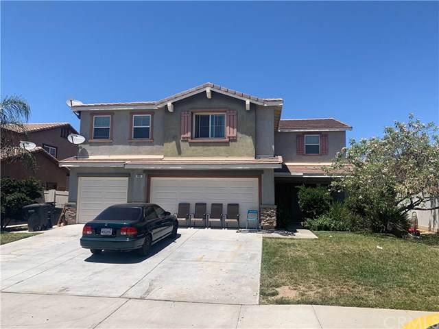 858 Amaya Drive, Perris, CA 92571 (#301614803) :: Coldwell Banker Residential Brokerage