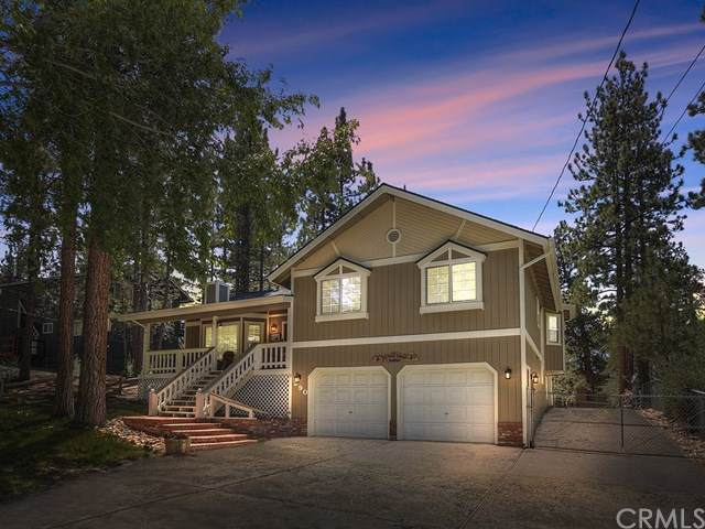 290 Olympic, Big Bear, CA 92315 (#301615009) :: Whissel Realty
