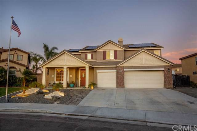 5876 Pinegrove Place, Eastvale, CA 92880 (#301615189) :: Coldwell Banker Residential Brokerage