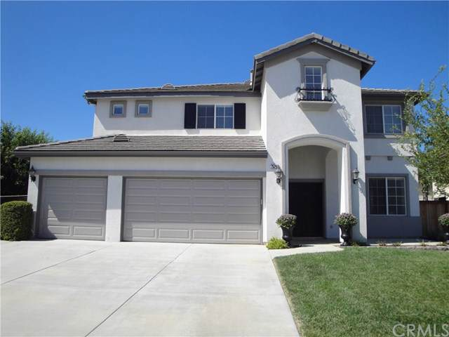 25297 Clear Canyon Circle, Menifee, CA 92584 (#301615330) :: Coldwell Banker Residential Brokerage