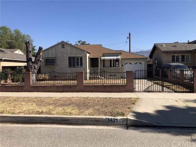 1421 Bonita Avenue, La Verne, CA 91750 (#301615333) :: Coldwell Banker Residential Brokerage