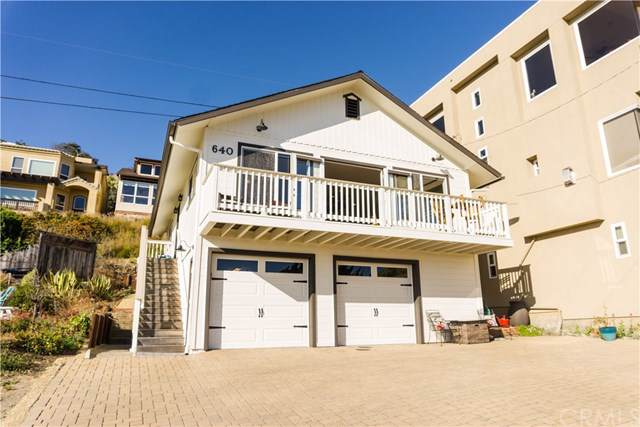 640 Park Avenue, Cayucos, CA 93430 (#301615361) :: Whissel Realty