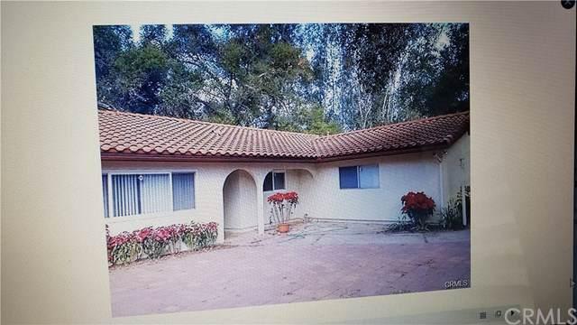 1343 Live Oak Park Road, Fallbrook, CA 92028 (#301615405) :: Ascent Real Estate, Inc.