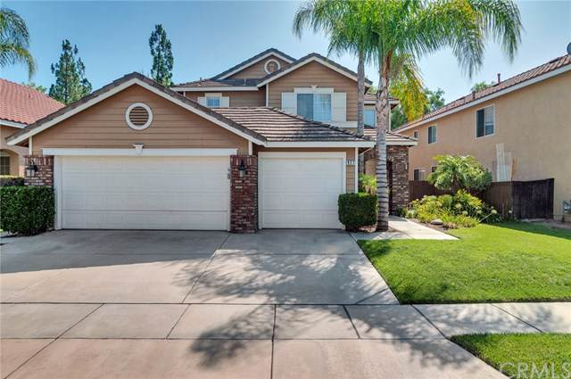 927 Allegre Drive, Corona, CA 92879 (#301615484) :: Coldwell Banker Residential Brokerage