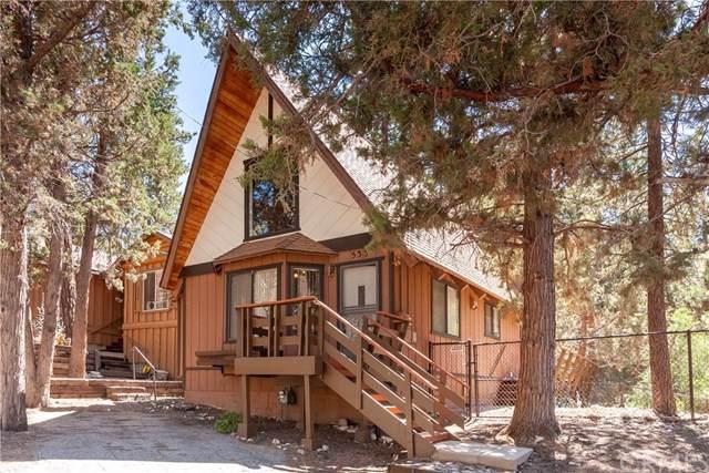 533 Bernhardt Lane, Big Bear, CA 92314 (#301615529) :: Coldwell Banker Residential Brokerage