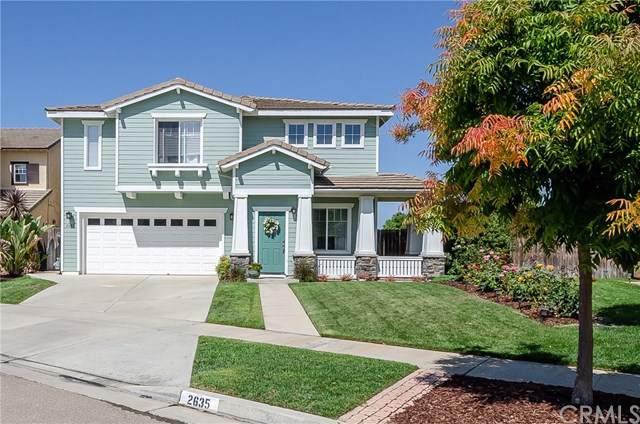 2635 Rubel Way, Santa Maria, CA 93455 (#301615794) :: Coldwell Banker Residential Brokerage