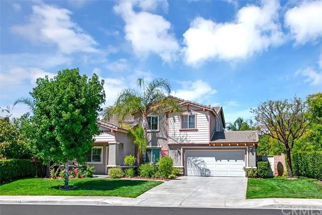 23546 Cheyenne Canyon Drive, Menifee, CA 92587 (#301616529) :: Cane Real Estate