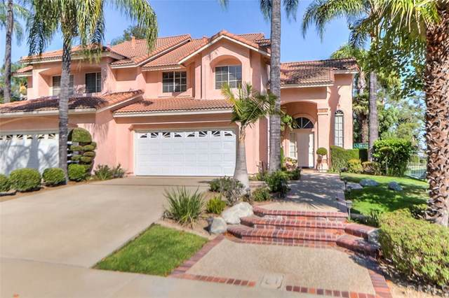 2334 Calle Adriana, San Dimas, CA 91773 (#301616852) :: Whissel Realty