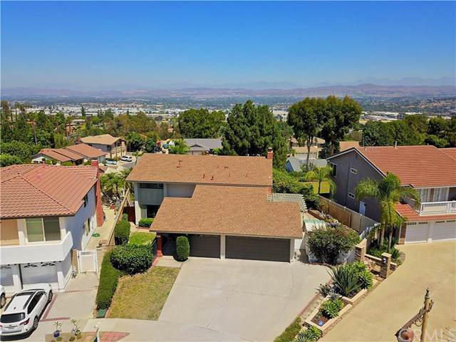 5217 E Rolling Hills Drive, Anaheim Hills, CA 92807 (#301616862) :: Whissel Realty