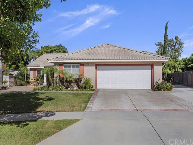 3135 Graceland Way, Corona, CA 92882 (#301617207) :: Whissel Realty