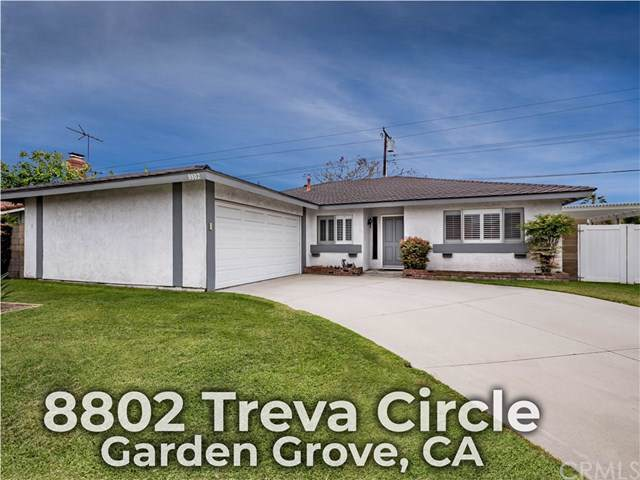 8802 Treva Circle, Garden Grove, CA 92844 (#301617363) :: Whissel Realty