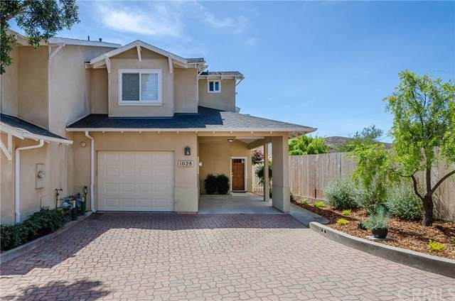 1028 Willow Circle #9, San Luis Obispo, CA 93401 (#301617561) :: Coldwell Banker Residential Brokerage