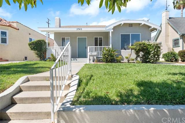 3745 W 58th Place, Los Angeles, CA 90043 (#301617943) :: Whissel Realty