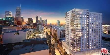1050 S Grand Avenue #705, Los Angeles, CA 90015 (#301618045) :: Compass