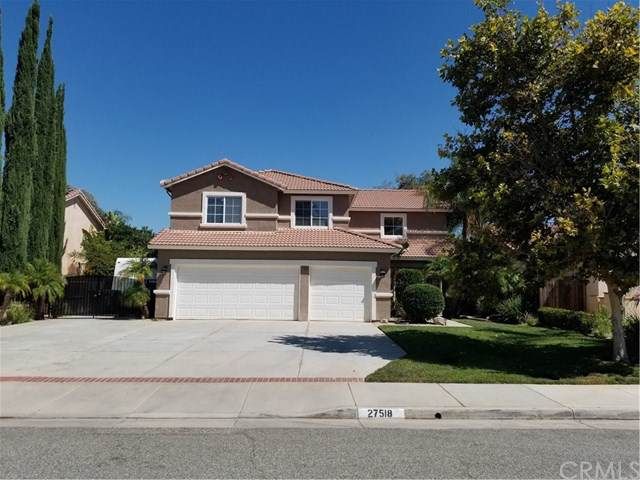 27518 Ethan Allen Way, Menifee, CA 92585 (#301618361) :: Whissel Realty
